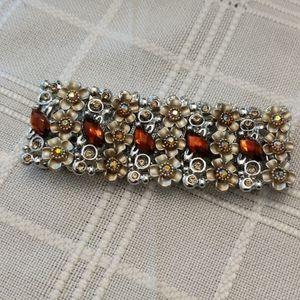 """Premier Designs Jewelry """"Floral Affair"""" Bracelet"""